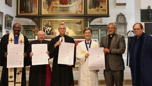 Nominations Open for World Methodist Peace Award