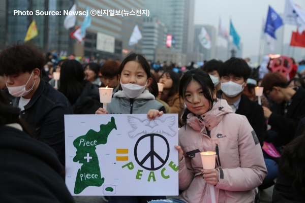 Peace Activists in South Korea
